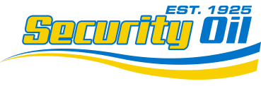 Security Oil Company Logo